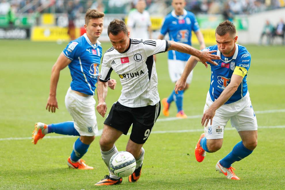 Legia Warszawa 2-0 Lech Poznań - fot. Piotr Galas/wiadomosci24.pl (zdjęcie 32 z 117)