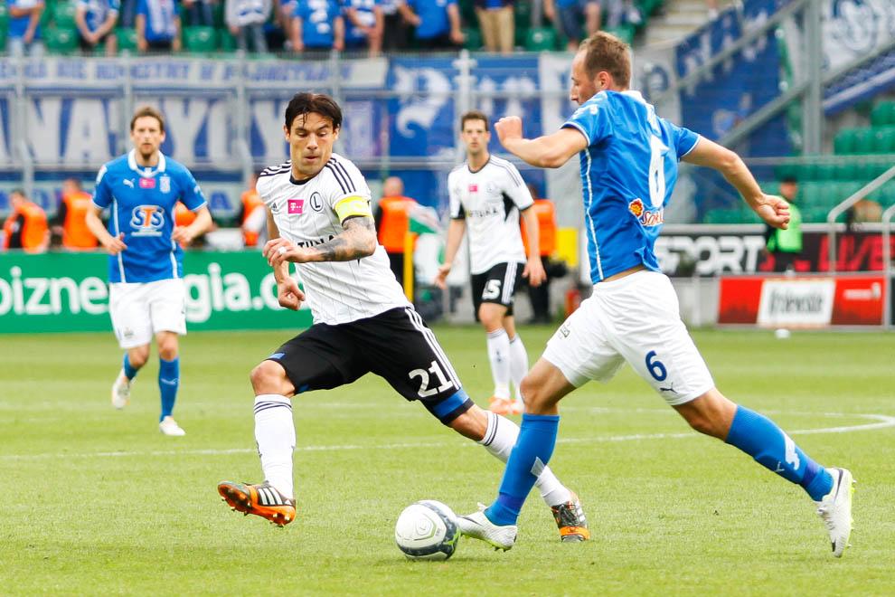 Legia Warszawa 2-0 Lech Poznań - fot. Piotr Galas/wiadomosci24.pl (zdjęcie 33 z 117)