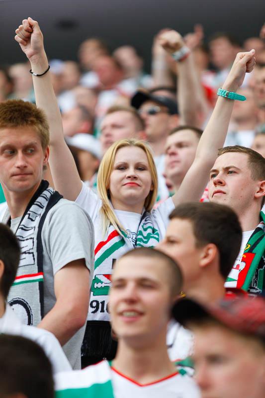 Legia Warszawa 2-0 Lech Poznań - fot. Piotr Galas/wiadomosci24.pl (zdjęcie 34 z 117)