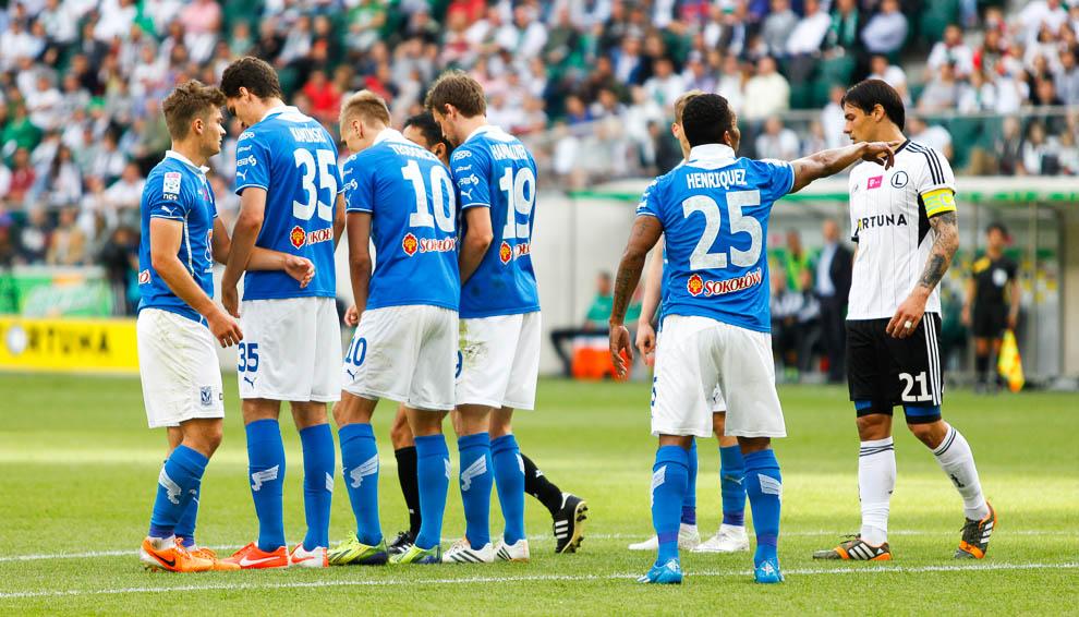 Legia Warszawa 2-0 Lech Poznań - fot. Piotr Galas/wiadomosci24.pl (zdjęcie 35 z 117)