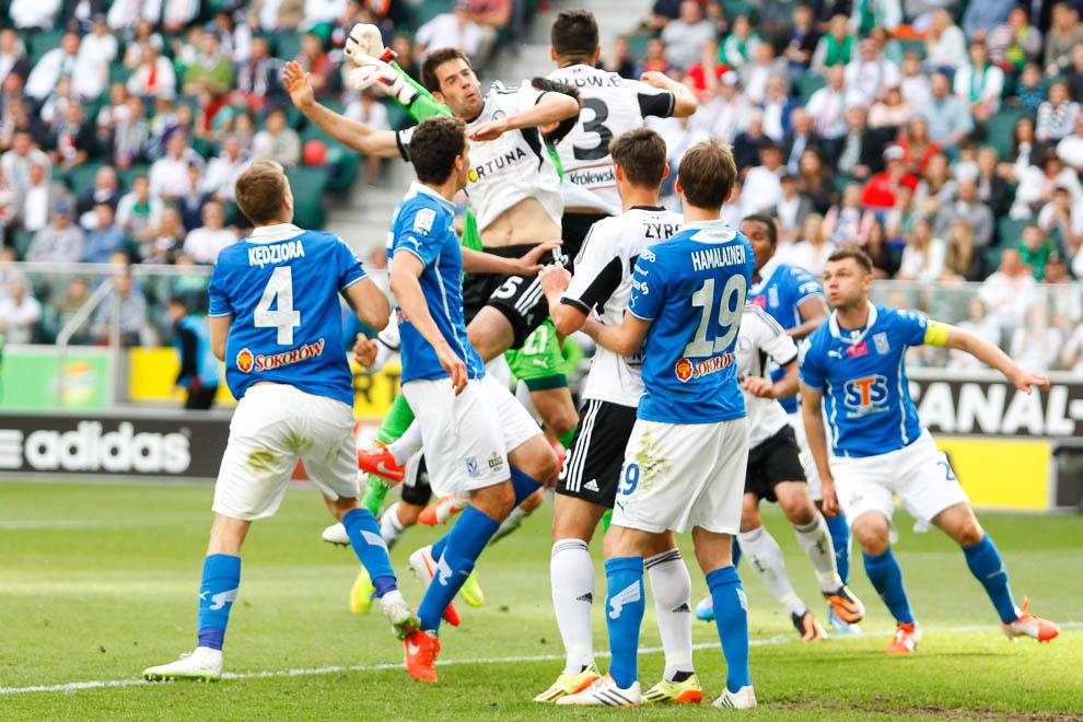 Legia Warszawa 2-0 Lech Poznań - fot. Piotr Galas/wiadomosci24.pl (zdjęcie 36 z 117)