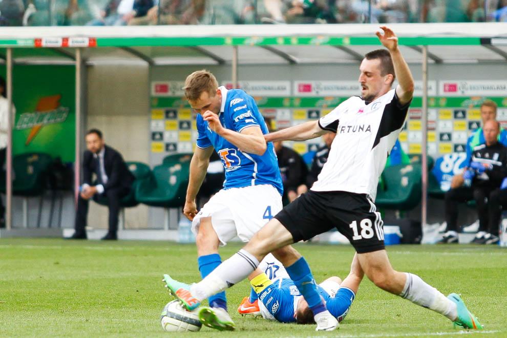 Legia Warszawa 2-0 Lech Poznań - fot. Piotr Galas/wiadomosci24.pl (zdjęcie 37 z 117)