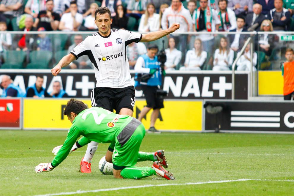Legia Warszawa 2-0 Lech Poznań - fot. Piotr Galas/wiadomosci24.pl (zdjęcie 39 z 117)