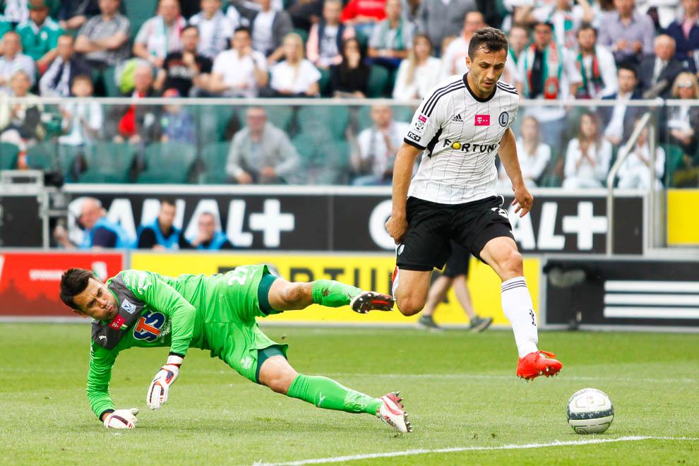 Legia Warszawa 2-0 Lech Poznań - fot. Piotr Galas/wiadomosci24.pl (zdjęcie 40 z 117)