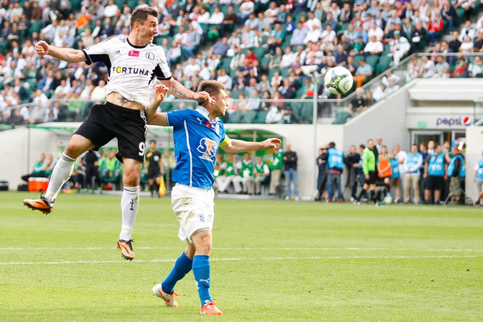 Legia Warszawa 2-0 Lech Poznań - fot. Piotr Galas/wiadomosci24.pl (zdjęcie 43 z 117)