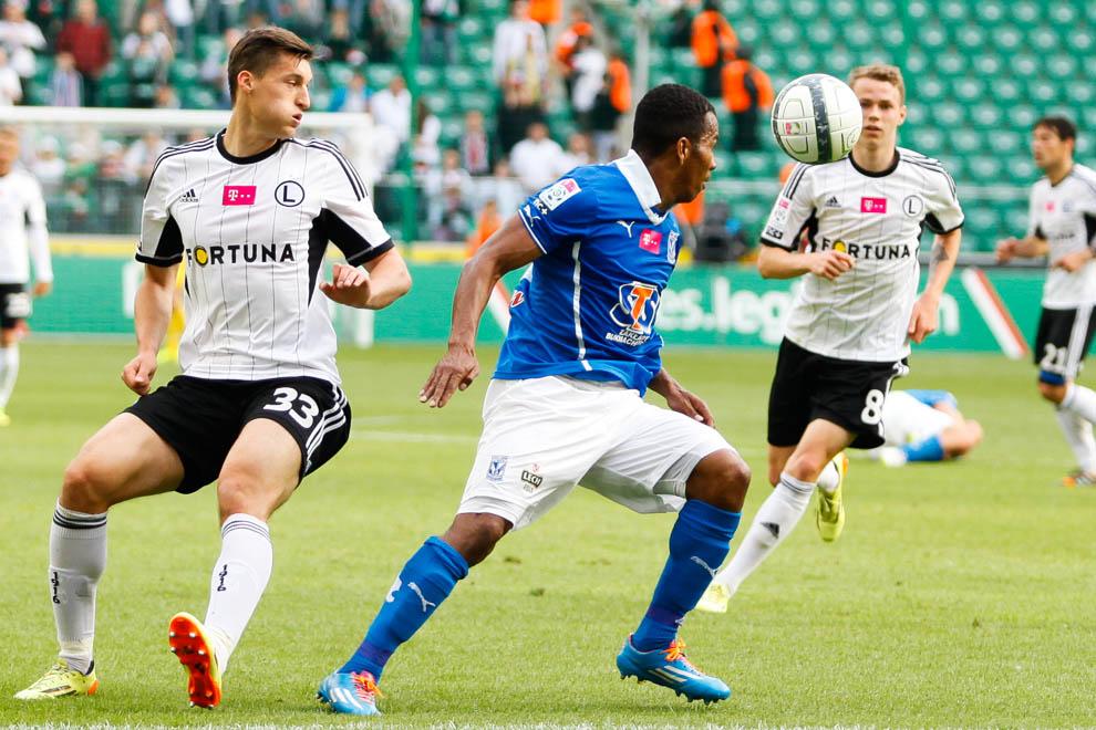 Legia Warszawa 2-0 Lech Poznań - fot. Piotr Galas/wiadomosci24.pl (zdjęcie 45 z 117)