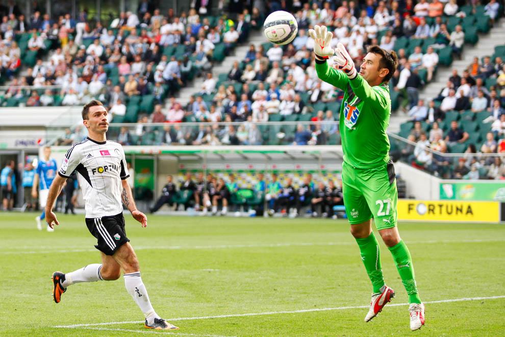 Legia Warszawa 2-0 Lech Poznań - fot. Piotr Galas/wiadomosci24.pl (zdjęcie 46 z 117)