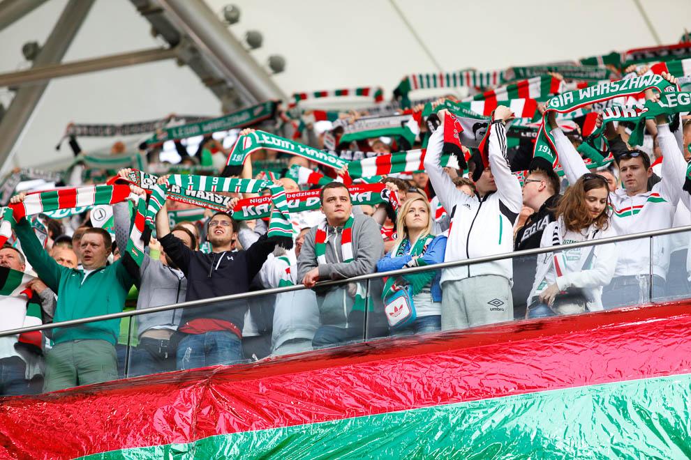 Legia Warszawa 2-0 Lech Poznań - fot. Piotr Galas/wiadomosci24.pl (zdjęcie 47 z 117)