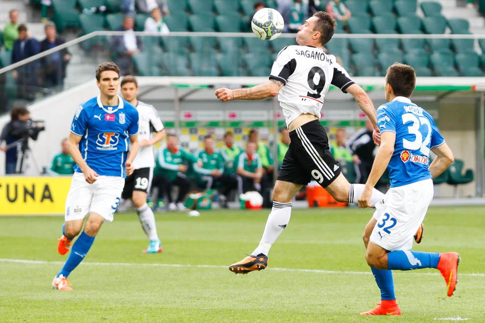 Legia Warszawa 2-0 Lech Poznań - fot. Piotr Galas/wiadomosci24.pl (zdjęcie 49 z 117)
