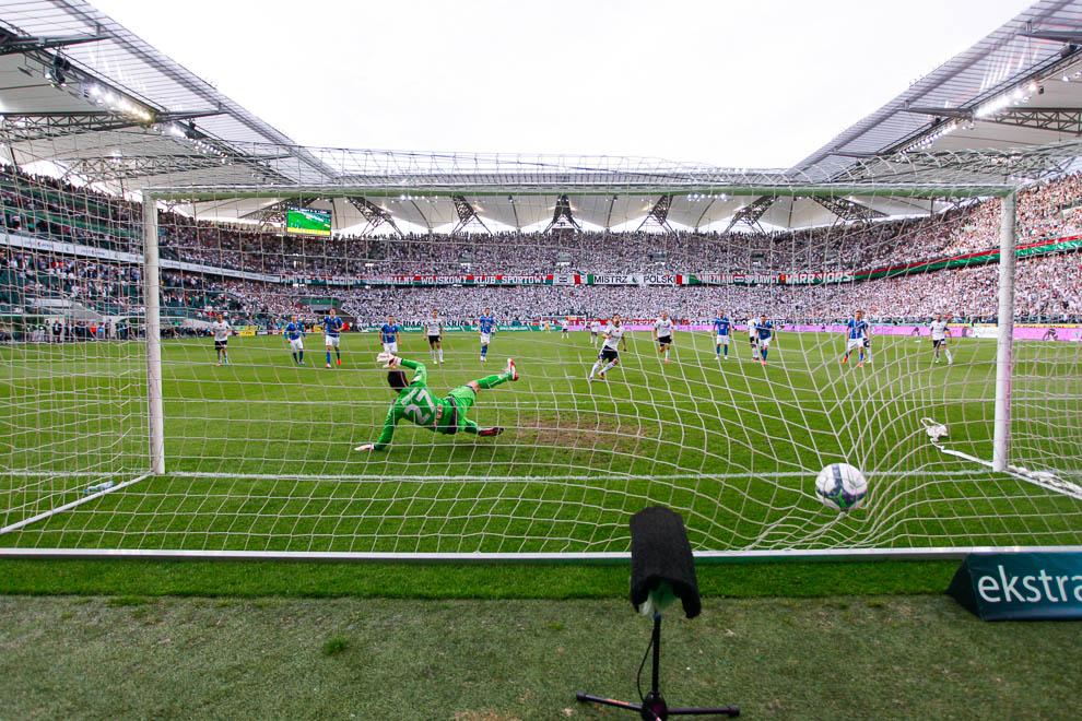 Legia Warszawa 2-0 Lech Poznań - fot. Piotr Galas/wiadomosci24.pl (zdjęcie 51 z 117)