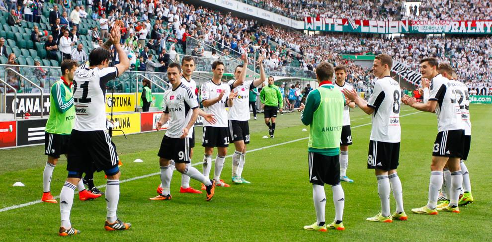 Legia Warszawa 2-0 Lech Poznań - fot. Piotr Galas/wiadomosci24.pl (zdjęcie 52 z 117)