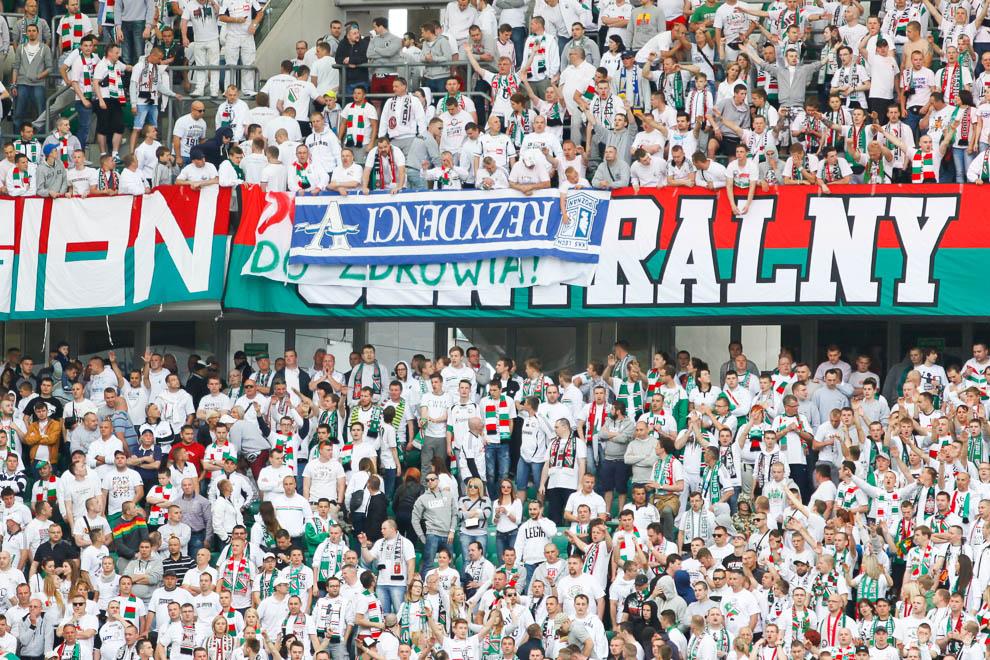 Legia Warszawa 2-0 Lech Poznań - fot. Piotr Galas/wiadomosci24.pl (zdjęcie 53 z 117)