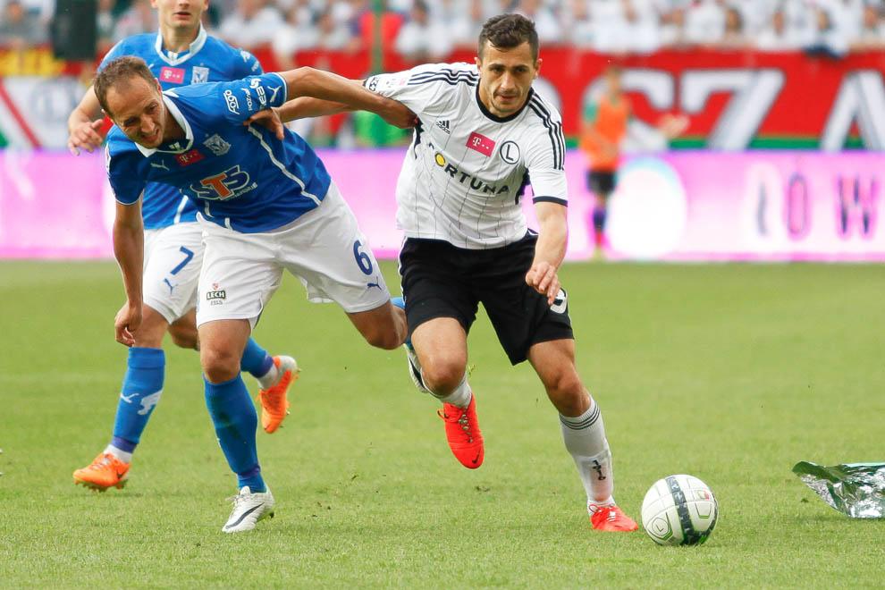 Legia Warszawa 2-0 Lech Poznań - fot. Piotr Galas/wiadomosci24.pl (zdjęcie 54 z 117)