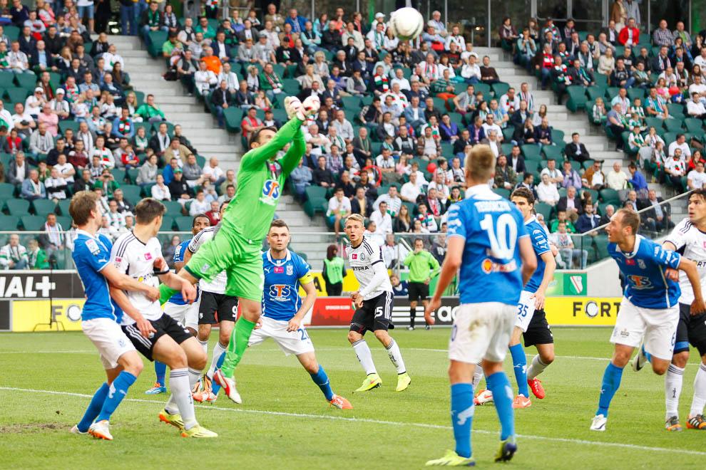 Legia Warszawa 2-0 Lech Poznań - fot. Piotr Galas/wiadomosci24.pl (zdjęcie 56 z 117)