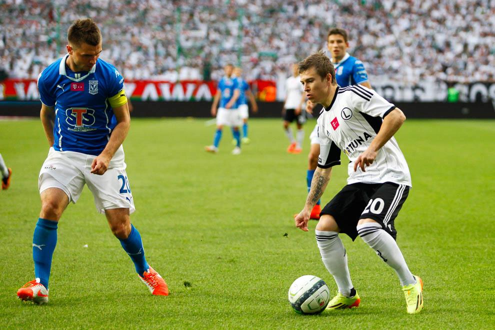 Legia Warszawa 2-0 Lech Poznań - fot. Piotr Galas/wiadomosci24.pl (zdjęcie 59 z 117)