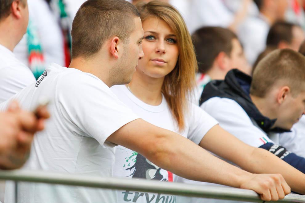 Legia Warszawa 2-0 Lech Poznań - fot. Piotr Galas/wiadomosci24.pl (zdjęcie 6 z 117)
