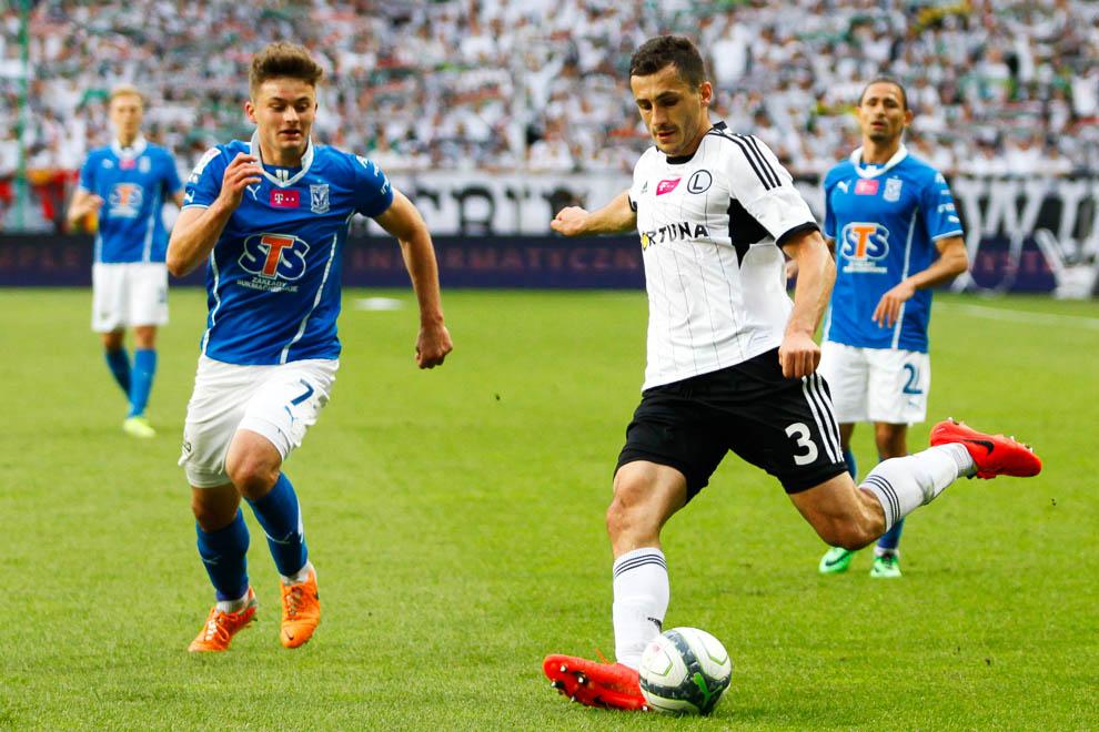 Legia Warszawa 2-0 Lech Poznań - fot. Piotr Galas/wiadomosci24.pl (zdjęcie 60 z 117)