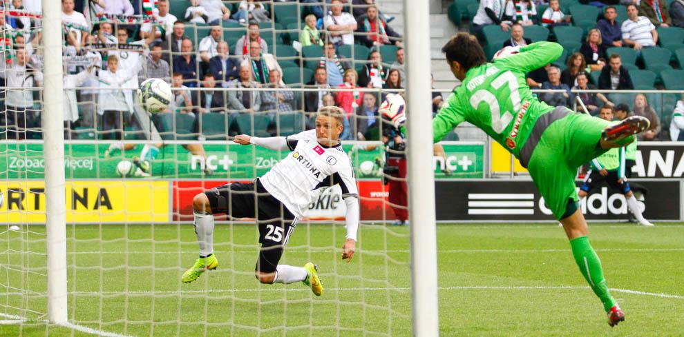 Legia Warszawa 2-0 Lech Poznań - fot. Piotr Galas/wiadomosci24.pl (zdjęcie 61 z 117)