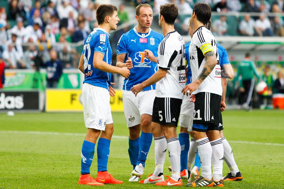 Legia Warszawa 2-0 Lech Poznań - fot. Piotr Galas/wiadomosci24.pl (zdjęcie 64 z 117)