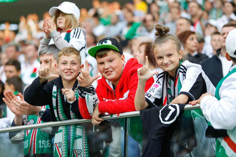 Legia Warszawa 2-0 Lech Poznań - fot. Piotr Galas/wiadomosci24.pl (zdjęcie 67 z 117)