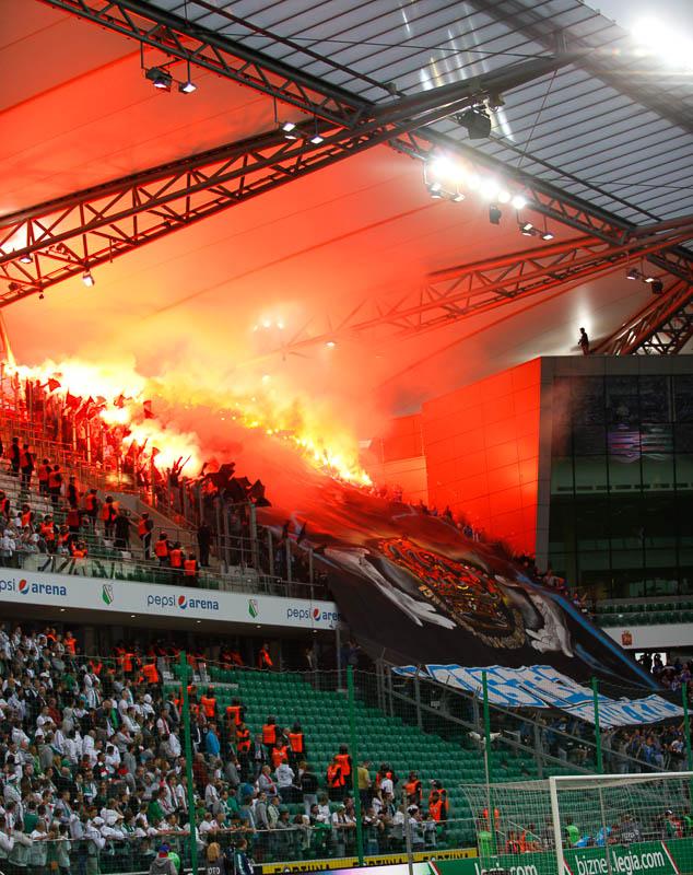 Legia Warszawa 2-0 Lech Poznań - fot. Piotr Galas/wiadomosci24.pl (zdjęcie 68 z 117)
