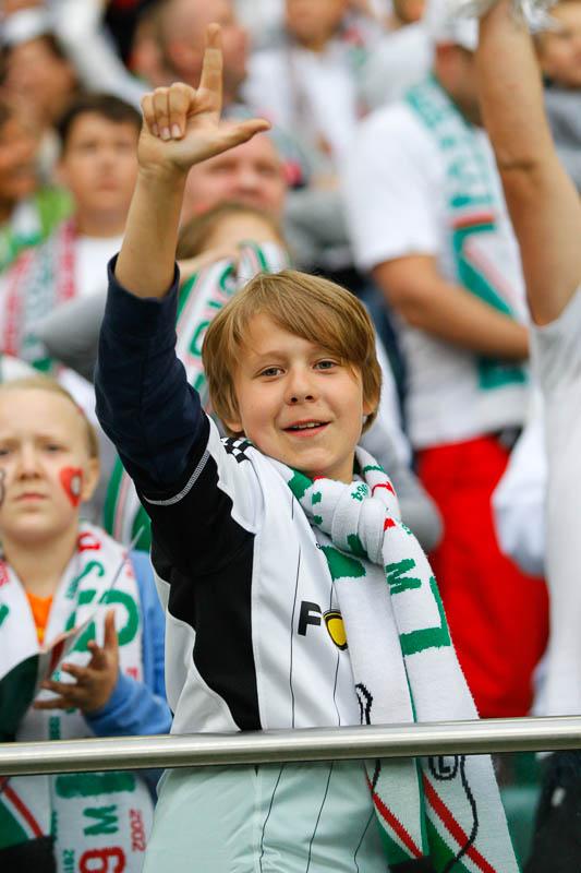 Legia Warszawa 2-0 Lech Poznań - fot. Piotr Galas/wiadomosci24.pl (zdjęcie 70 z 117)