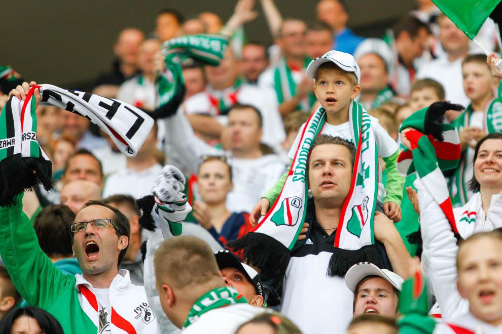 Legia Warszawa 2-0 Lech Poznań - fot. Piotr Galas/wiadomosci24.pl (zdjęcie 71 z 117)