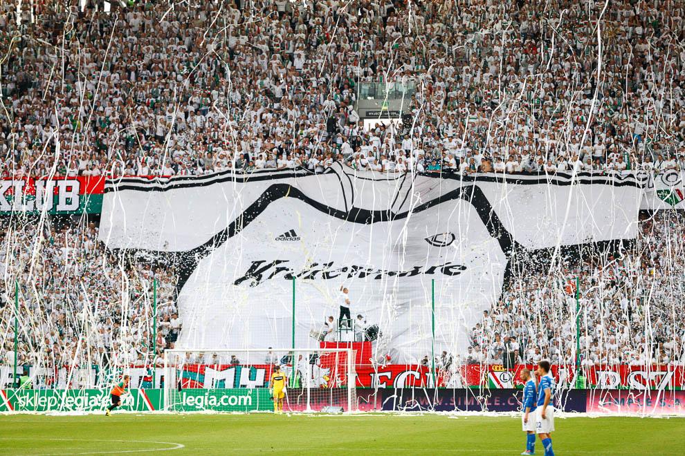 Legia Warszawa 2-0 Lech Poznań - fot. Piotr Galas/wiadomosci24.pl (zdjęcie 72 z 117)
