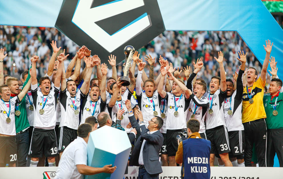 Legia Warszawa 2-0 Lech Poznań - fot. Piotr Galas/wiadomosci24.pl (zdjęcie 90 z 117)