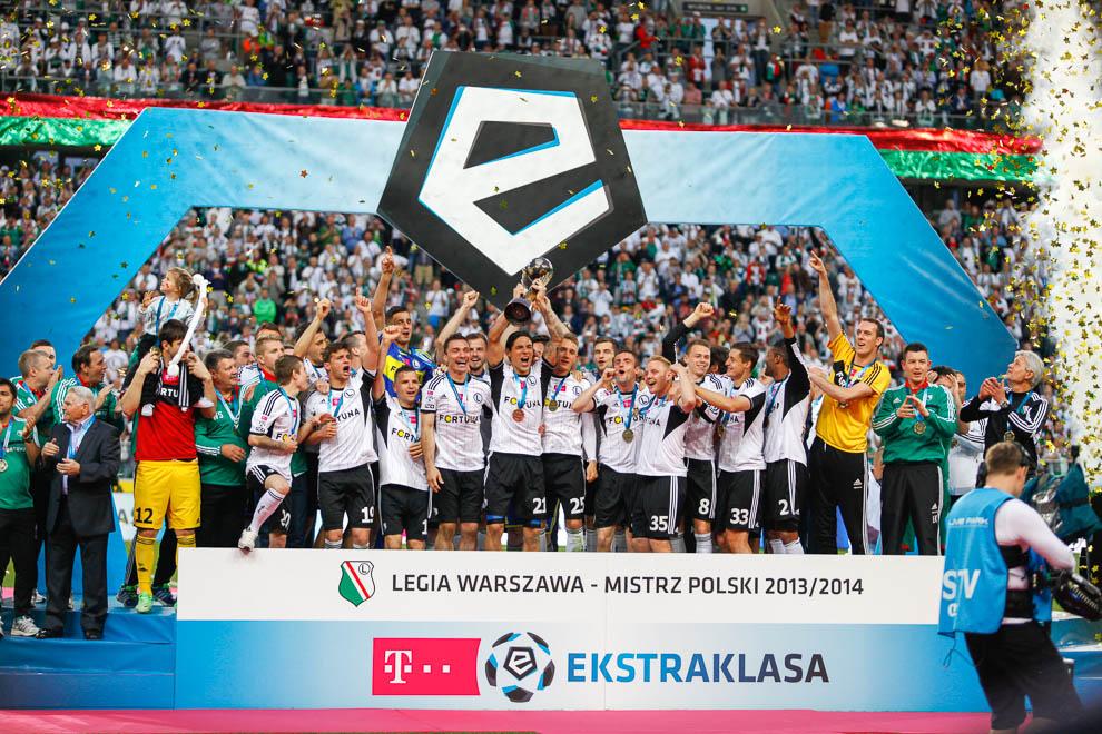 Legia Warszawa 2-0 Lech Poznań - fot. Piotr Galas/wiadomosci24.pl (zdjęcie 91 z 117)