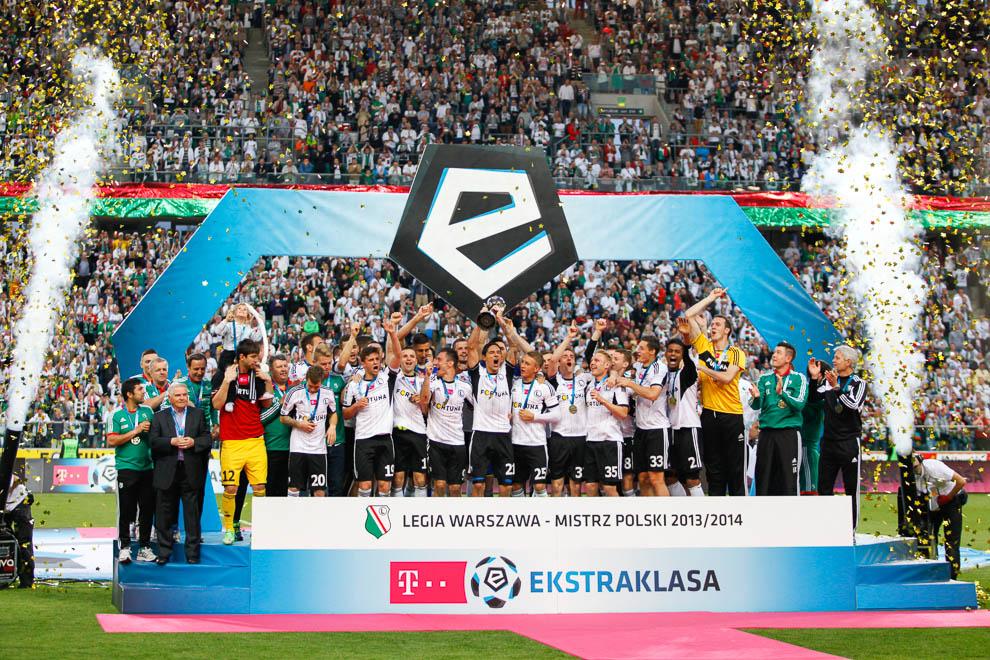 Legia Warszawa 2-0 Lech Poznań - fot. Piotr Galas/wiadomosci24.pl (zdjęcie 92 z 117)