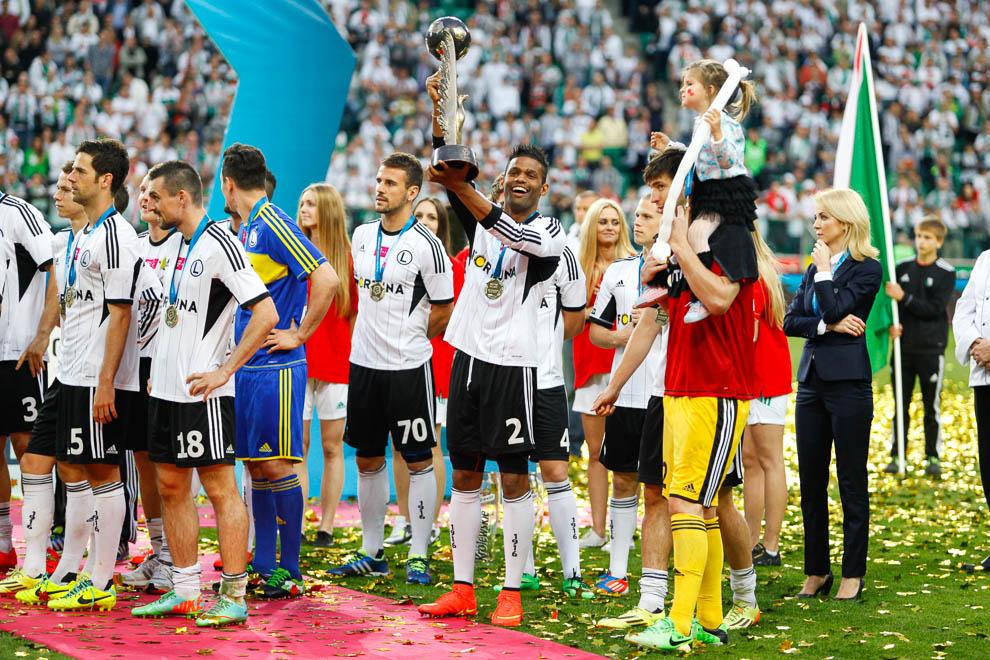 Legia Warszawa 2-0 Lech Poznań - fot. Piotr Galas/wiadomosci24.pl (zdjęcie 98 z 117)