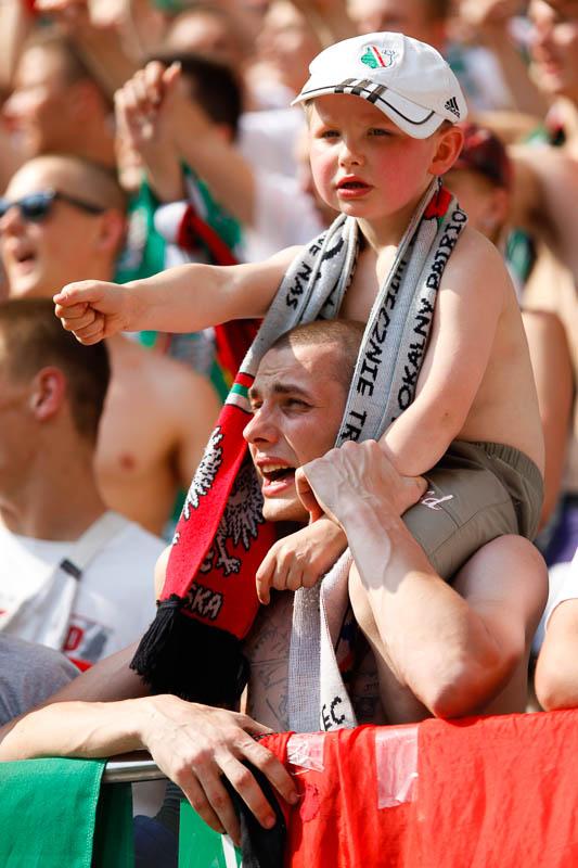 Legia Warszawa 1-2 Ruch Chorzów - fot. Piotr Galas/wiadomosci24.pl (zdjęcie 10 z 39)