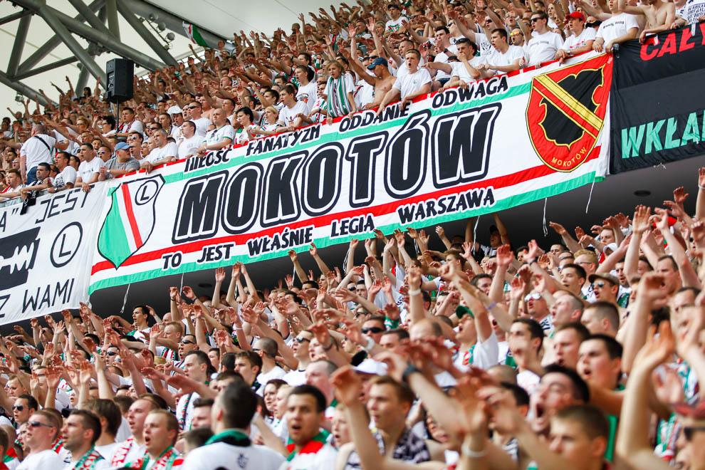 Legia Warszawa 1-2 Ruch Chorzów - fot. Piotr Galas/wiadomosci24.pl (zdjęcie 12 z 39)