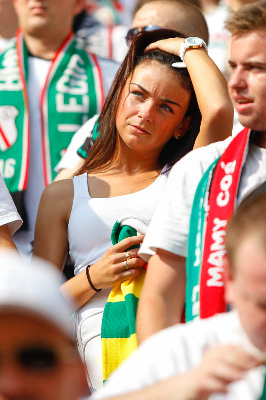 Legia Warszawa 1-2 Ruch Chorzów - fot. Piotr Galas/wiadomosci24.pl (zdjęcie 14 z 39)