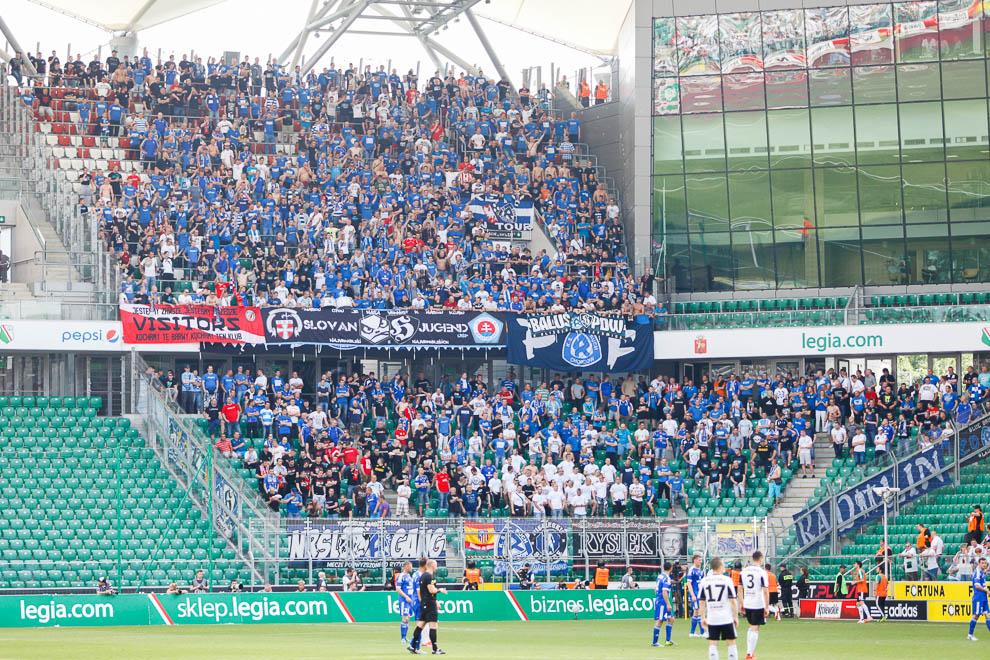 Legia Warszawa 1-2 Ruch Chorzów - fot. Piotr Galas/wiadomosci24.pl (zdjęcie 15 z 39)