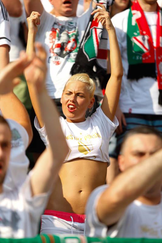 Legia Warszawa 1-2 Ruch Chorzów - fot. Piotr Galas/wiadomosci24.pl (zdjęcie 17 z 39)