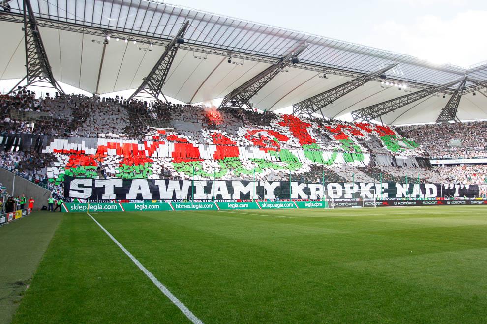 Legia Warszawa 1-2 Ruch Chorzów - fot. Piotr Galas/wiadomosci24.pl (zdjęcie 2 z 39)