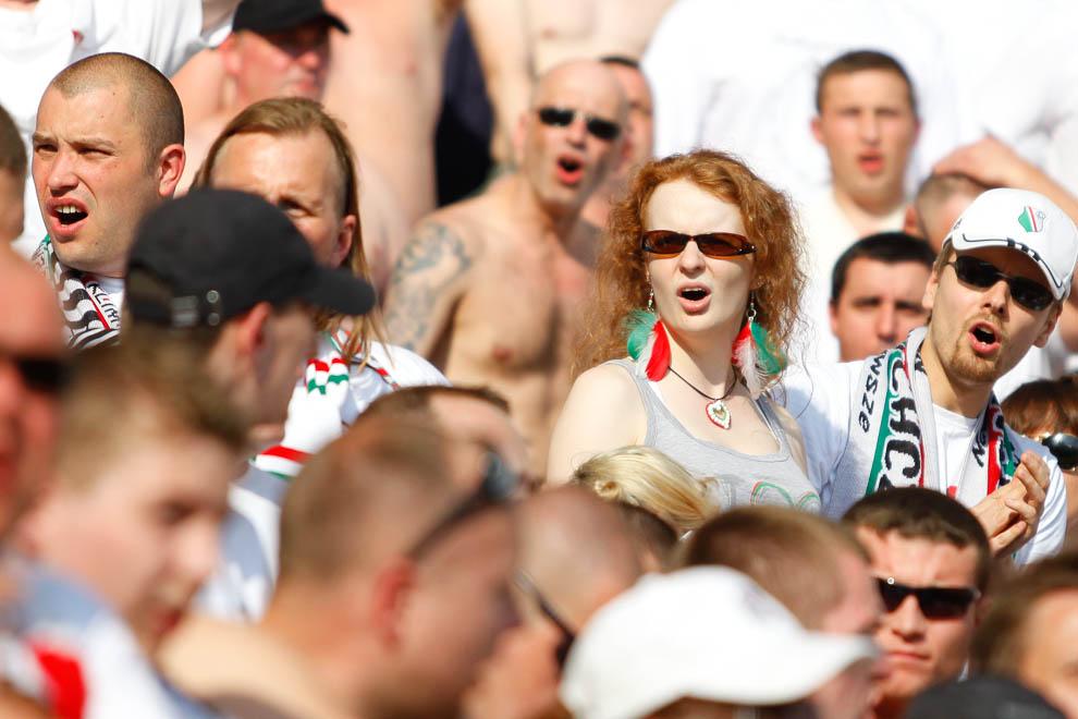Legia Warszawa 1-2 Ruch Chorzów - fot. Piotr Galas/wiadomosci24.pl (zdjęcie 20 z 39)