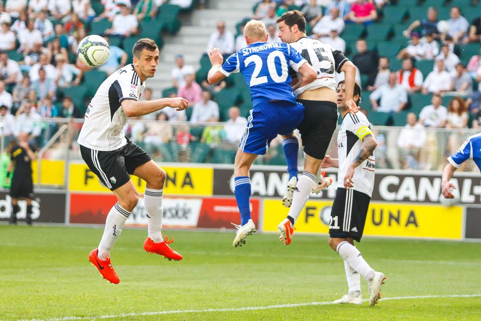 Legia Warszawa 1-2 Ruch Chorzów - fot. Piotr Galas/wiadomosci24.pl (zdjęcie 21 z 39)