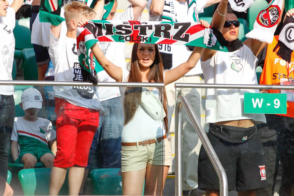 Legia Warszawa 1-2 Ruch Chorzów - fot. Piotr Galas/wiadomosci24.pl (zdjęcie 23 z 39)