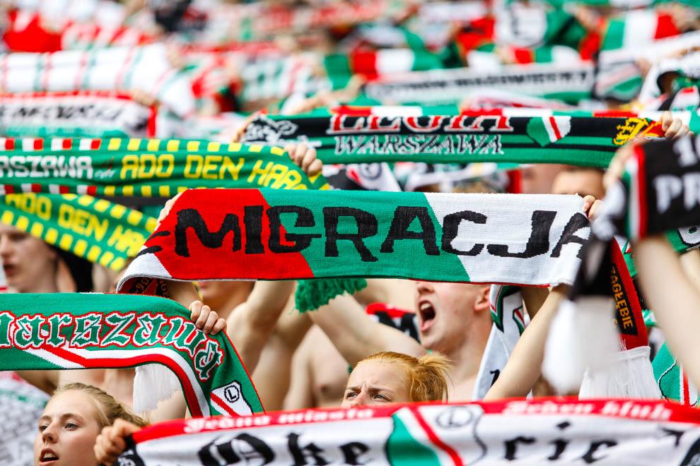 Legia Warszawa 1-2 Ruch Chorzów - fot. Piotr Galas/wiadomosci24.pl (zdjęcie 26 z 39)