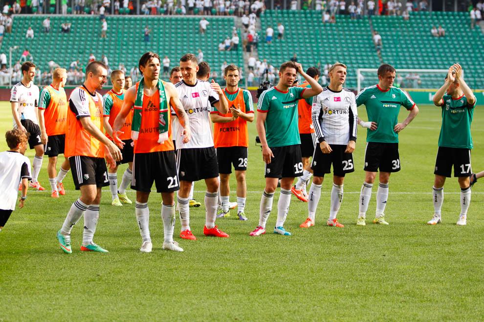 Legia Warszawa 1-2 Ruch Chorzów - fot. Piotr Galas/wiadomosci24.pl (zdjęcie 29 z 39)