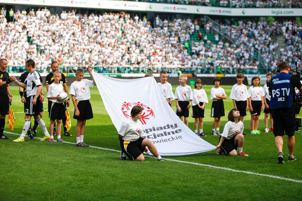 Legia Warszawa 1-2 Ruch Chorzów - fot. Piotr Galas/wiadomosci24.pl (zdjęcie 3 z 39)
