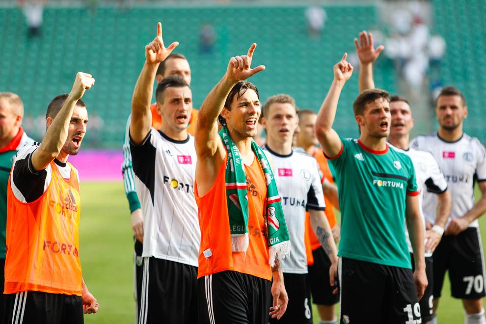 Legia Warszawa 1-2 Ruch Chorzów - fot. Piotr Galas/wiadomosci24.pl (zdjęcie 31 z 39)