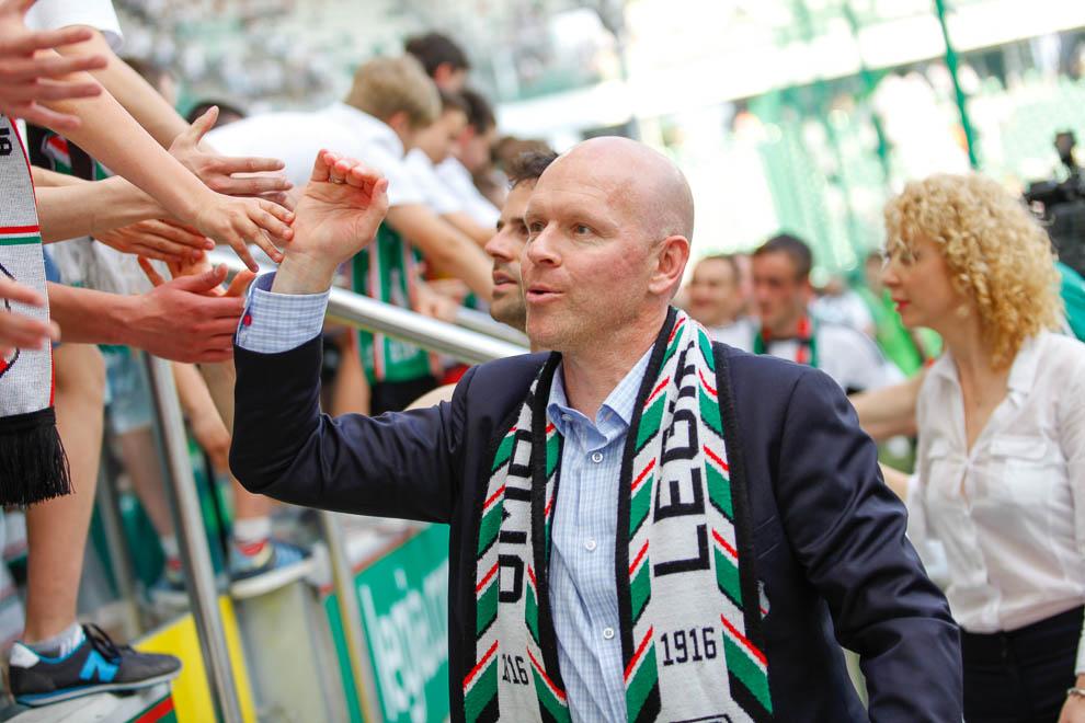 Legia Warszawa 1-2 Ruch Chorzów - fot. Piotr Galas/wiadomosci24.pl (zdjęcie 38 z 39)