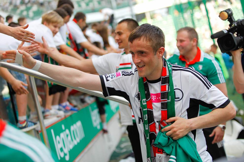 Legia Warszawa 1-2 Ruch Chorzów - fot. Piotr Galas/wiadomosci24.pl (zdjęcie 39 z 39)