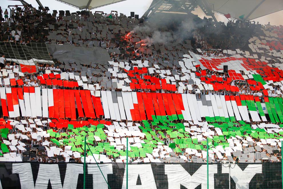 Legia Warszawa 1-2 Ruch Chorzów - fot. Piotr Galas/wiadomosci24.pl (zdjęcie 4 z 39)