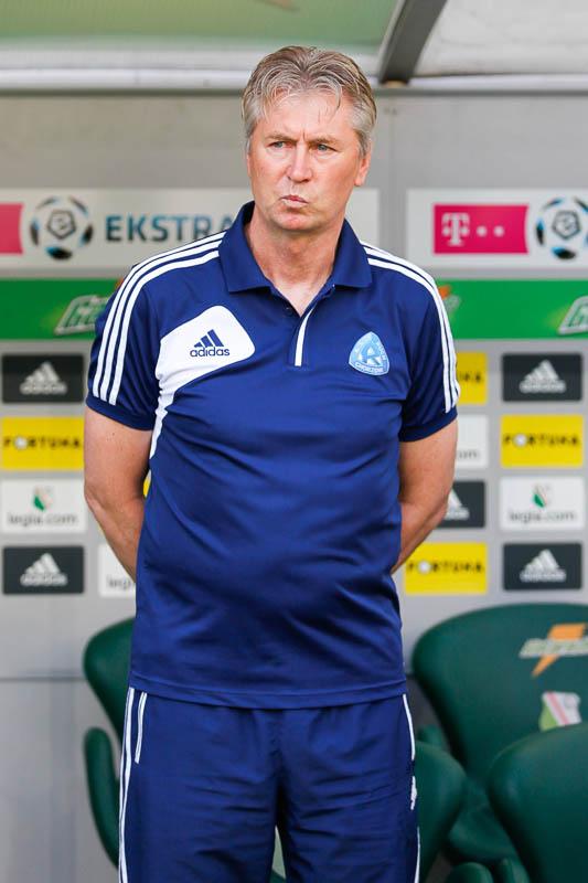 Legia Warszawa 1-2 Ruch Chorzów - fot. Piotr Galas/wiadomosci24.pl (zdjęcie 5 z 39)