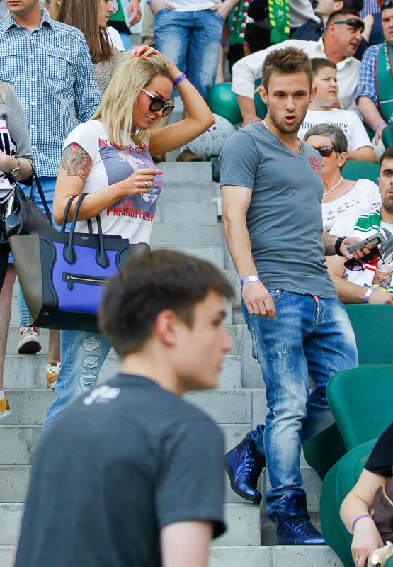 Legia Warszawa 1-2 Ruch Chorzów - fot. Piotr Galas/wiadomosci24.pl (zdjęcie 6 z 39)